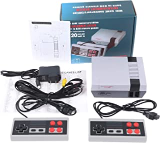 Retro Game Console AV Output NES Console Built-in Hundreds of TV Game Player Family 620 Classic Video Games