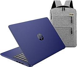 2020 HP 14 inch HD Laptop, Intel Celeron N4020 up to 2.8 GHz, 4GB DDR4, 64GB eMMC Storage, WiFi 5, WebCam, HDMI, Windows 1...
