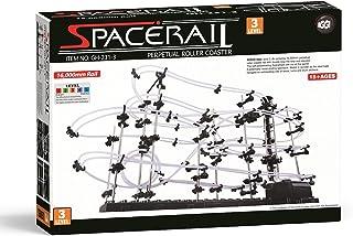 スペースレール(SPACE RAIL) NO.231 無限ループ スペースレール パズル 知育 脳トレ ジェットコースターのような未来的知育玩具 インテリアとしても存在感大 (レベル3)