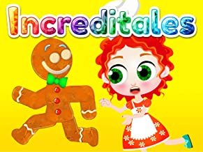 Increditales - Fairy Tales for Kids