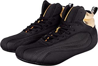 Boxing Shoes Unisex Fighting Squat Indoor Gym Trainers Breathable Anti-Skid Support Buffer
