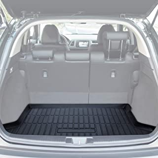 Cargo Liner Rear Cargo Tray Trunk Floor Mat Protector for 2014-2019 Honda HR-V HRV