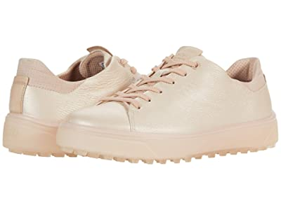 ECCO Golf Golf Tray Hydromax (Rose Pearl/Cow Leather) Women