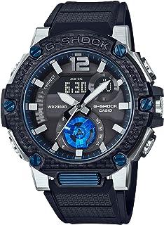 [カシオ] 腕時計 ジーショック G-STEEL ソーラー スマートフォンリンク GST-B300XA-1AJF メンズ ブラック