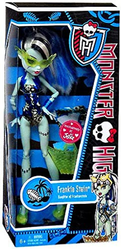 Monster High - Frankie Stein - Swim Kollektion - Neu 2013
