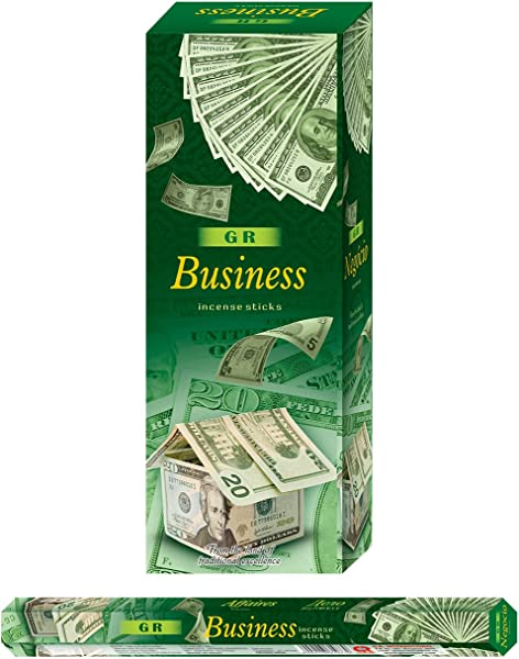 Gr Business Incense 120 Sticks