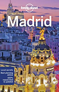 Lonely Planet Madrid (Travel Guide) [Idioma Inglés]