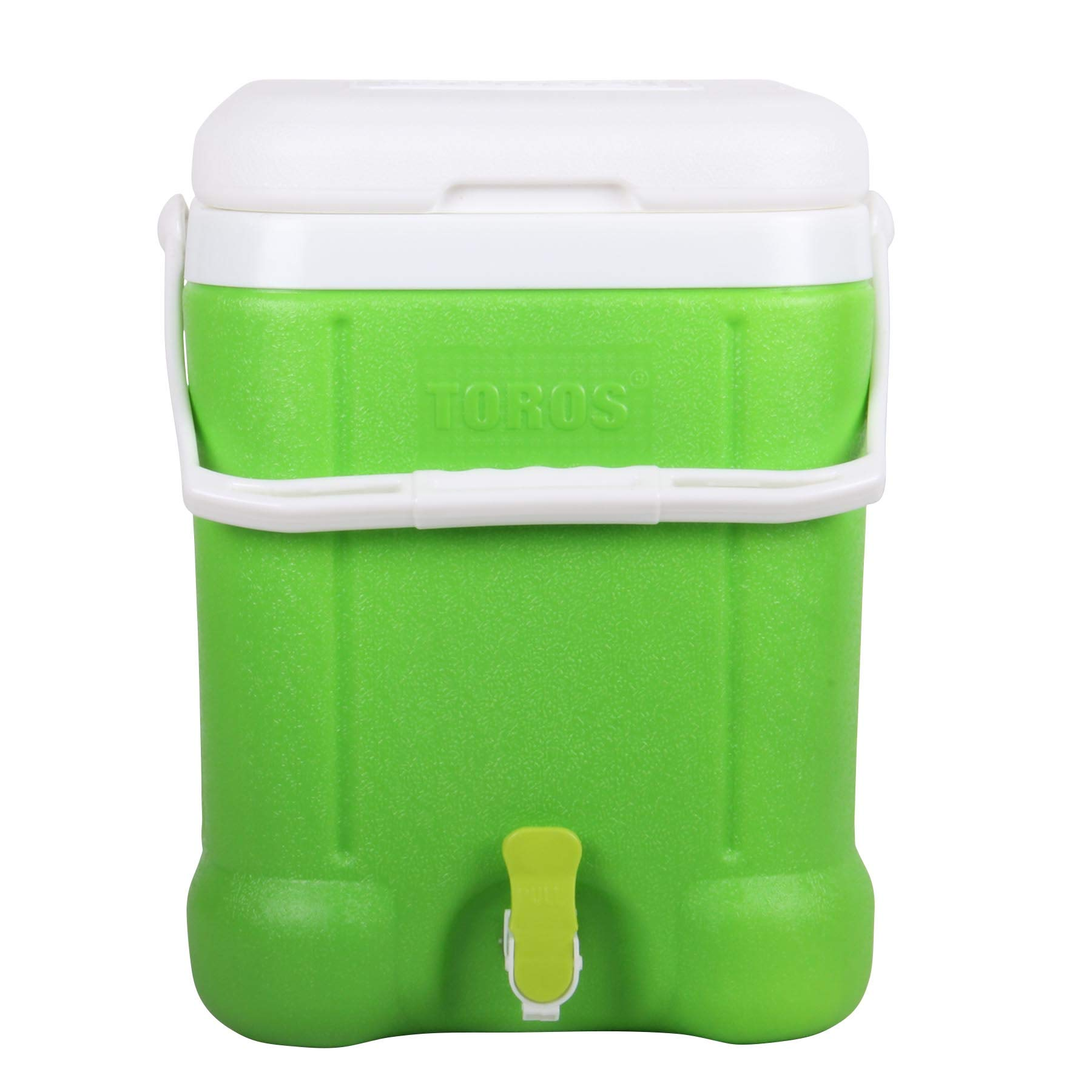 Toros Large Insulated Water Dispenser 20L Caravan Suitable for Camping Plastic Water Beverage Ice Cooler Tank Box Thermos Pool.