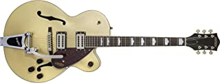 GRETSCH エレキギター G2420T Streamliner™ Hollow Body with Bigsby®, Laurel Fingerboard, Broad'Tron™ BT-2S Pickups, Golddust