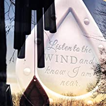 Ships TODAY Memorial Wind Chime Gift In Sympathy loss Copper Rush Shipping for Funeral Loss in Memory of Loved One Listen to the Wind Memorial Garden Remembering a loved one