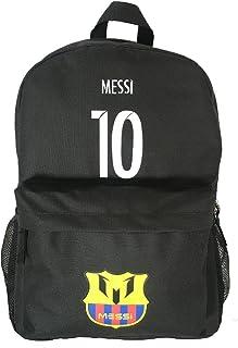 7c7b99427 Forever Fanatics Barcelona Messi #10 Soccer Backpack ✓ Premium Unique School  Bag for Messi #
