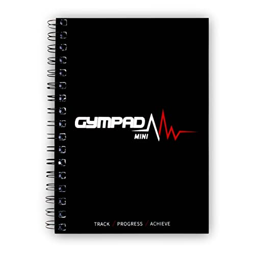 GymPad Mini Workout Journal (4 Colours) - The Small Stylish Way To Track Your Workouts