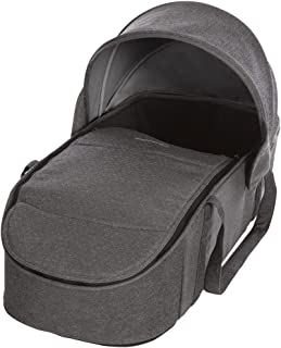 Convient D/ès la Naissance Essential Graphite de 0 /à 6 Mois Nacelle pour b/éb/é L/ég/ère et Confortable B/éb/é Confort Oria Compatible avec Toutes les Poussettes B/éb/é Confort