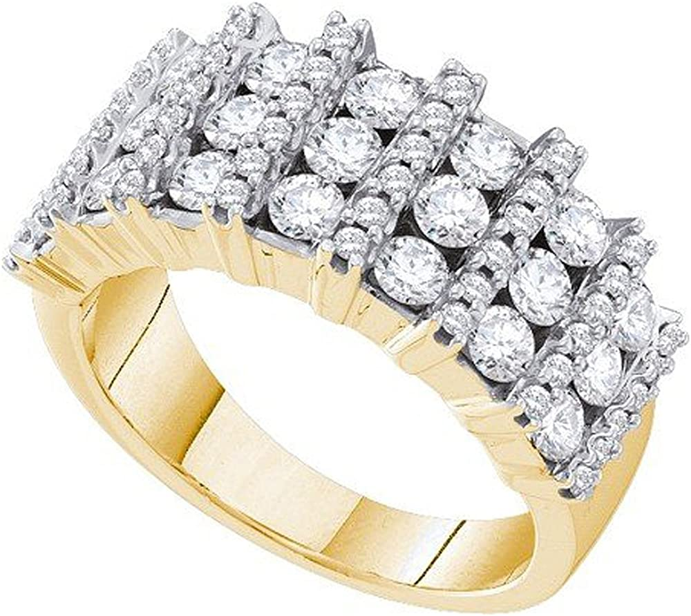 Dazzlingrock Collection 1.99 Carat ctw Round White Diamond 14K Mail Kansas City Mall order