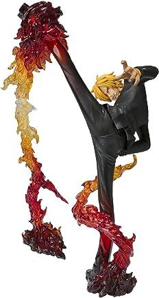 フィギュアーツZERO サンジ-Battle Ver.悪魔風脚 画竜点睛ショット-(ディアブルジャンブ フランバージュショット)