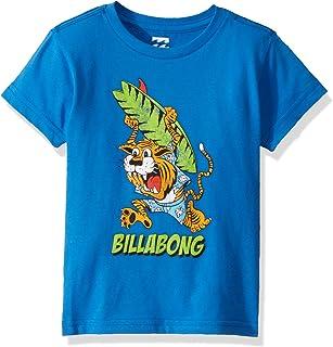 BILLABONG Boys K404VBTI Short Sleeve Graphic Tee Short Sleeve T-Shirt