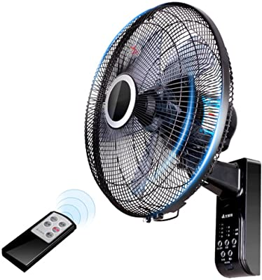 FAN MAZHONG Wall 14 inch Wall-Mounted Electric Home Dormitory Industrial Remote Control