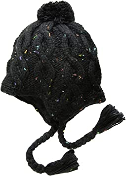 d8f43b54d7b Black diamond knit icon beanie