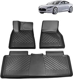 Suchergebnis Auf Für Tesla Model S Fußmatten Matten Teppiche Auto Motorrad