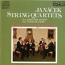 Janacek String Quartets: No. 1
