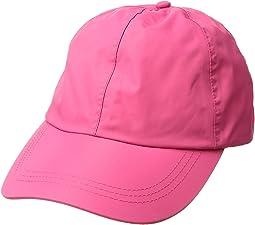 Collection XIIX - Solid Rain Baseball Hat