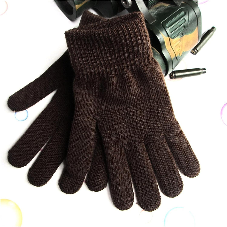 LANREN 1 Pair Gloves Women's Winter Warm Riding Gloves Womens Gloves Fluffy Women Winter Gloves (Color : 20, Gloves Size : One Size)
