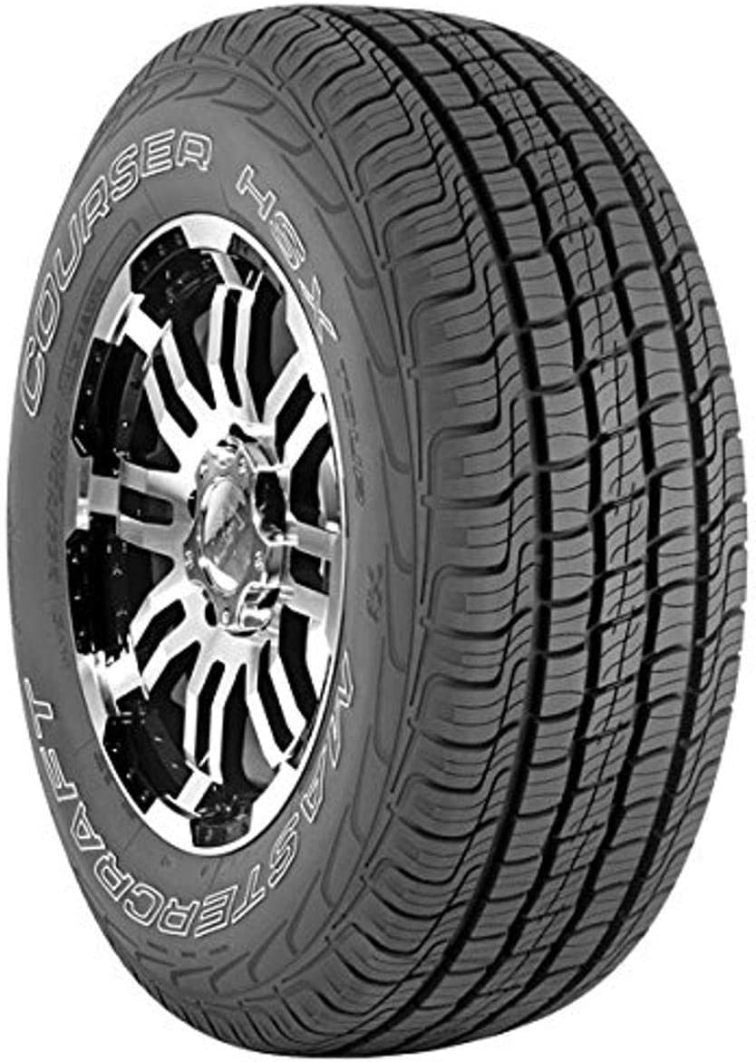 New Orleans Mall Elegant Mastercraft Courser HSX Tour Radial 70R18 - 255 113T Tire