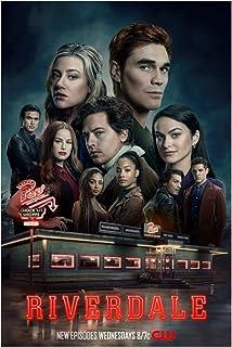 Vscdye Riverdale Saison 5 Films télévisés Affiches et Impressions Art Toile Peinture Maison décoration Murale Impression s...