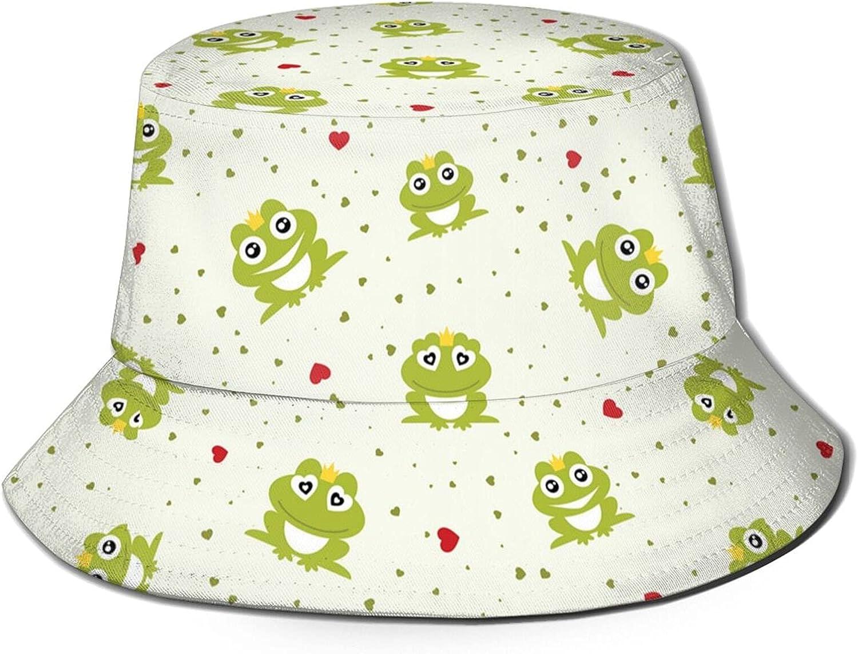 carati Poison Dart Frogs Dark Bucket Hat Print Fisherman Cap Travel Beach Summer Outdoor Fishing Hats Men Women Teens