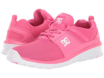 DC Kids Heathrow (Little Kid/Big Kid) (Strawberry) Girls Shoes
