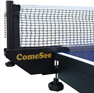 ping pong table net height