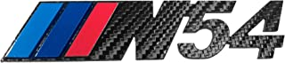 BMW N54 3D Badge Carbon Fiber for Engine Cover or More
