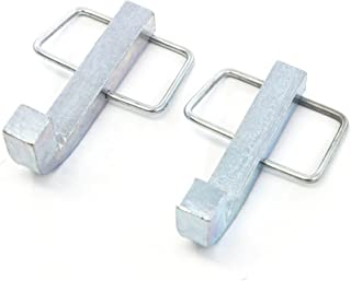 Red Hound Auto 2 L Pins Snap for Weight Distribution Equalizer Hitches Quiet Clip Pair Set