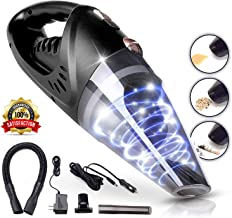 MEG Handheld Vacuum Cleaner Cordless, Rechargeable,106W Lithium Battery,..