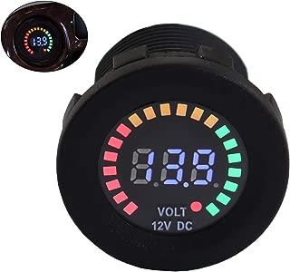 12v battery voltage indicator