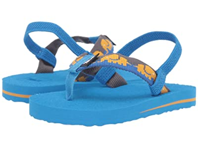 Teva Kids Mush II (Toddler) (Elephants Brilliant Blue) Boys Shoes