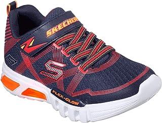 Skechers Boys' Flex-Glow Light Up Sneaker