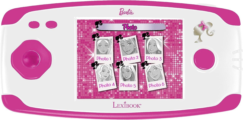 mejor precio Barbie Barbie Barbie - Consola Cyber árcade (Lexibook JL2350BB)  envío gratuito a nivel mundial