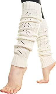 Angelina Cozy Cable Knit Leg Warmer