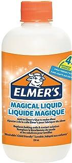 Elmer's 的聚乙烯粘合剂 Slime Magische Flüssigkeit 259 ml