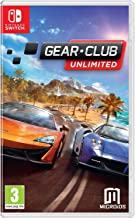 Gear Club Unlimited Nintendo Switch by Microids