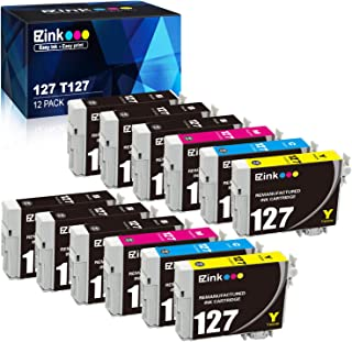 epson 126 vs 127 ink cartridges
