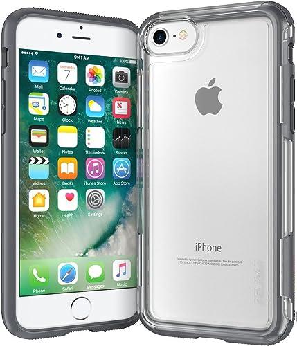 new arrival Pelican discount popular C23100-000A-CLDG Adventurer iPhone 7 Case (Clear/Dark Gray) outlet online sale