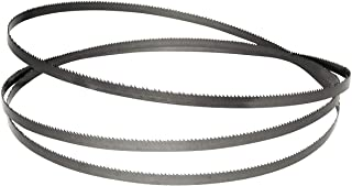 "POWERTEC 13131 High Carbon Bandsaw Blade 62"" x 1/4"" x .014 x 6tpi 