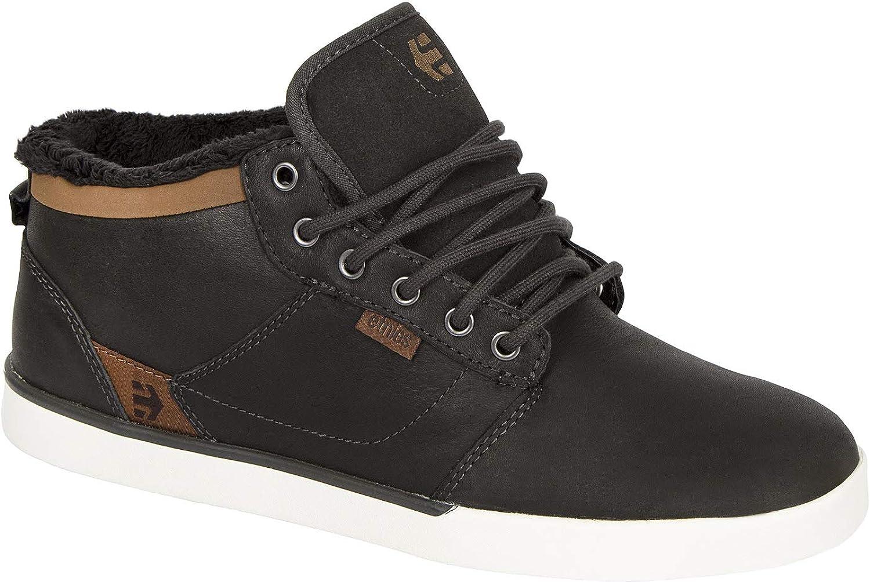 Etnies Men's Schuhe Jefferson Mid grey Gr. 45.5 Trainers Grey Grey 11.5