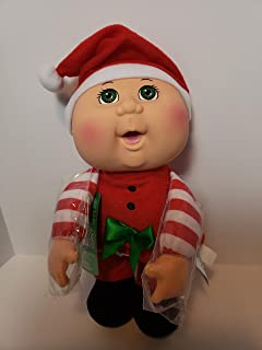 Cabbage Patch Kids Holiday Helpers - Scarlett Santa Girl