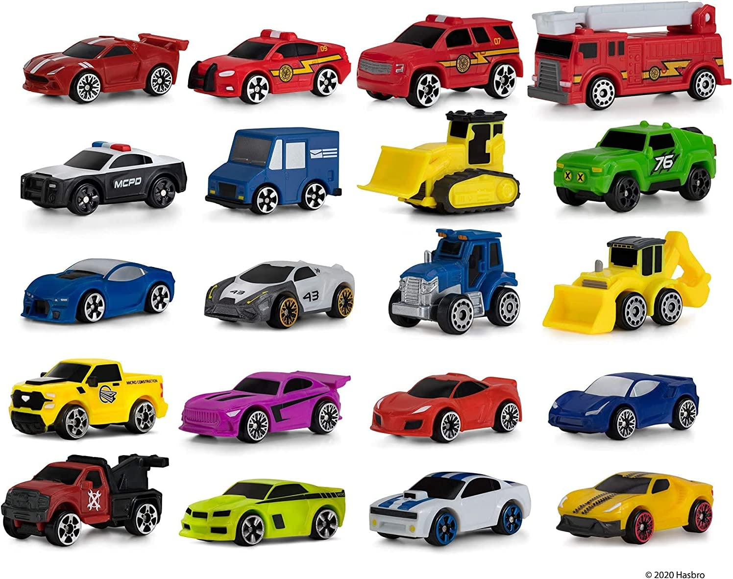 Micro Machines Super 20 Pack Philadelphia Mall – E Features Genuine Free Shipping Collection Toy Car