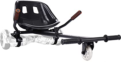 yabbay Hoverboards Seat Attachment Go Kart Cart
