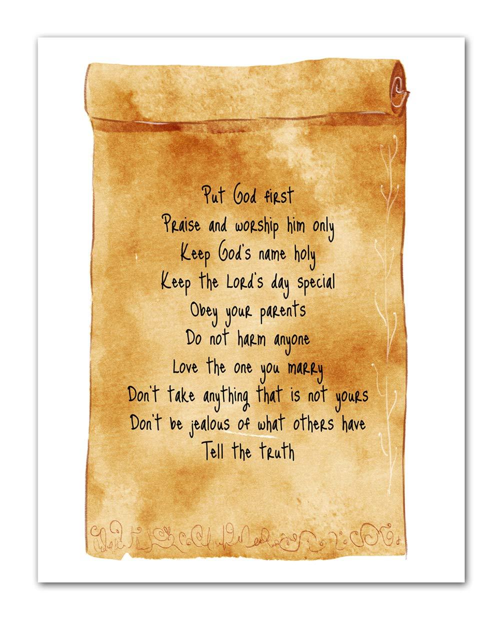 10 Commandments -