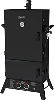 "Dyna-Glo DGW1904BDP-D 43"" Wide Body LP Gas Smoker"
